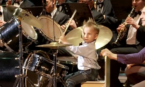 This 3-Year Old's Talent Will Blow You Away. You Will Refuse TO Believe What You See!