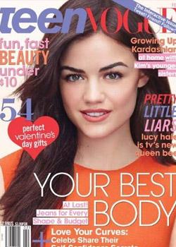 Just An additional Fashion Magazine