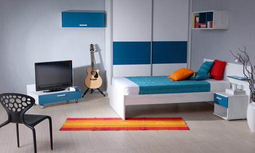 5 ways to make your room look bigger. Black Bedroom Furniture Sets. Home Design Ideas