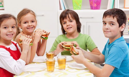 Eating Habits Of Children