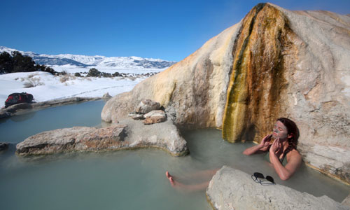 Top 6 Natural Thermal Baths in the world